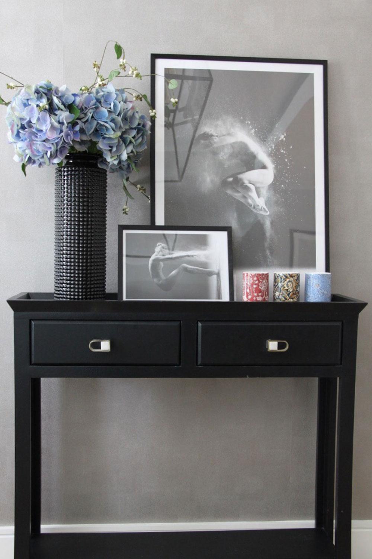 style a shelf