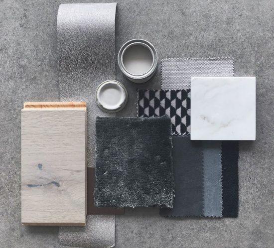 gray colour scheme