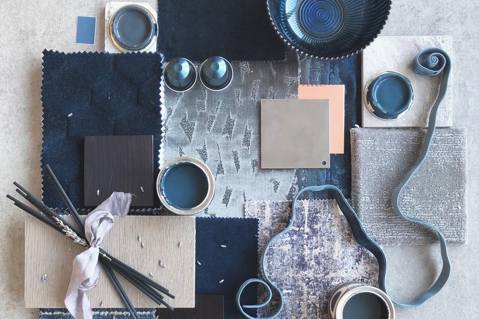 Dark Blue Paint, Inky Blue Paint, Inky Blue Decor, Dark Blue Walls, Dark Blue Interior Scheme