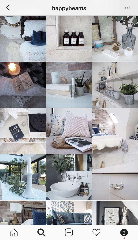 My Favourite Interior Instagram Accounts To Follow Three Little Secrets