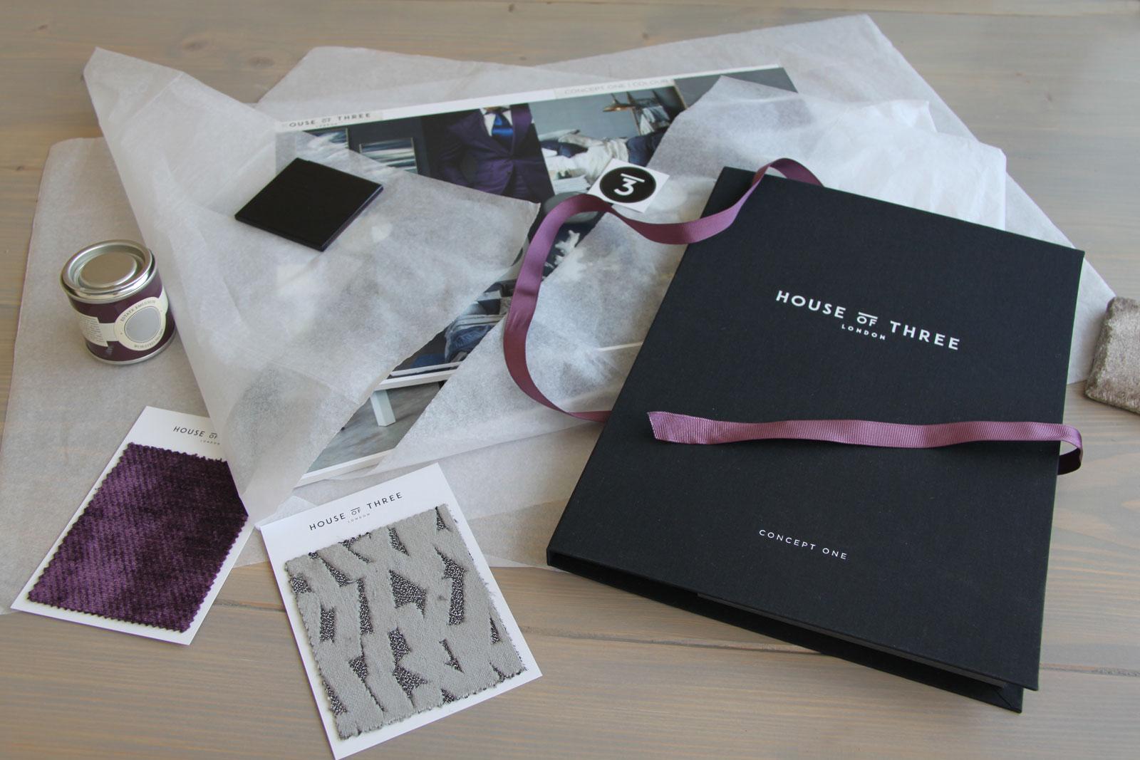 your designer box