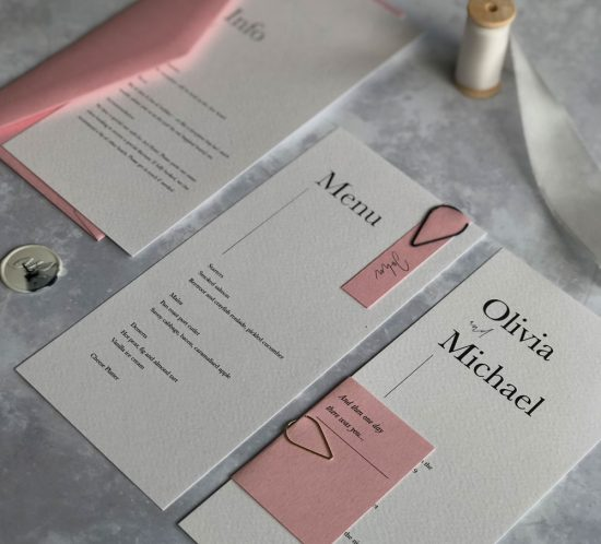 Wedding Stationery, Stationery, Bespoke Stationery, Luxury Wedding Stationery, Stationery for Weddings, Wedding Invitations, Wedding Invitations to Match Venue